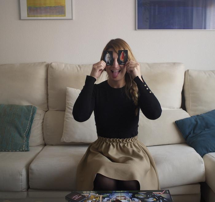 hasbro cluedo amaras la moda Paula Fraile juegos de mesa11