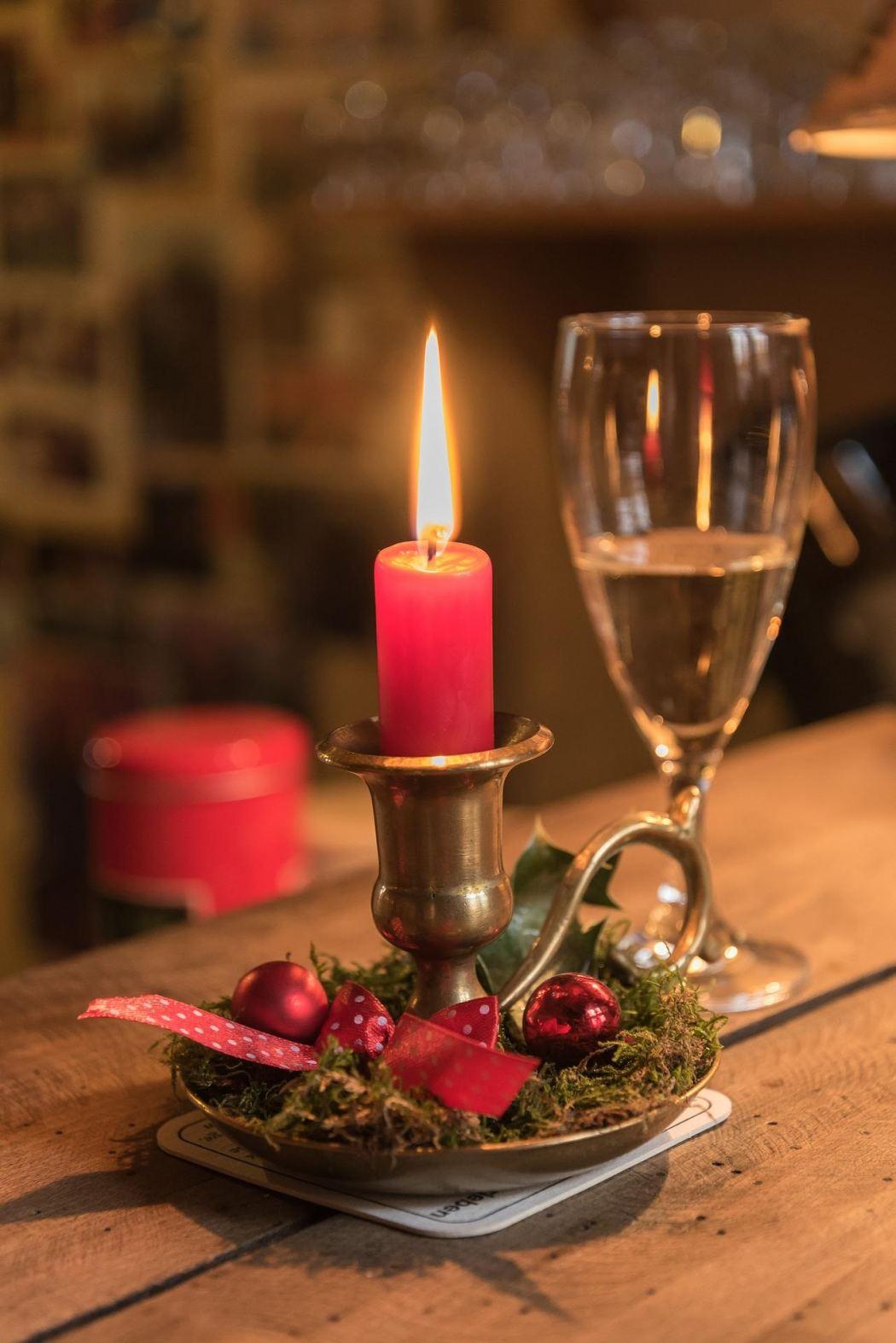 livingo decoración centros de mesa navidad amaras la moda
