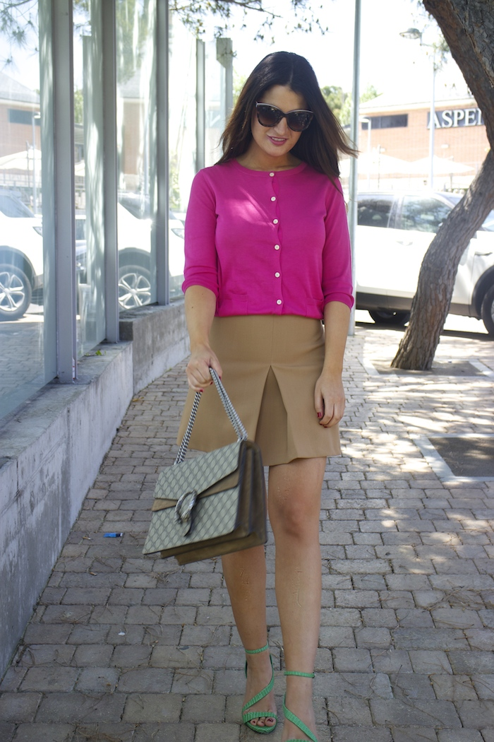 gucci bag rebeca Carolina Herrera amaras la moda paula fraile sandalias ivyl 5