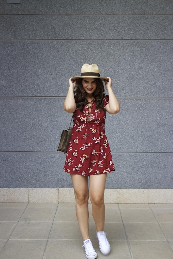 vestido forever 21 bolso gucci Dyonisus bag amaras la moda paula fraile 6