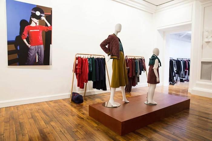 pressday La Redoute Paris Amaras la moda Paula Fraile11