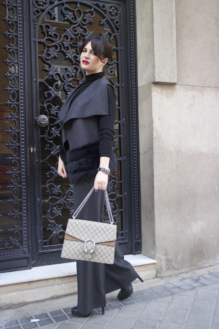 conjunto Carolina Herrera Gucci Dionysus amaras la moda paula fraile8