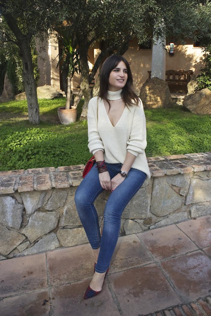 embajadora henry london amaras la moda jeans jersey zara reloj.10