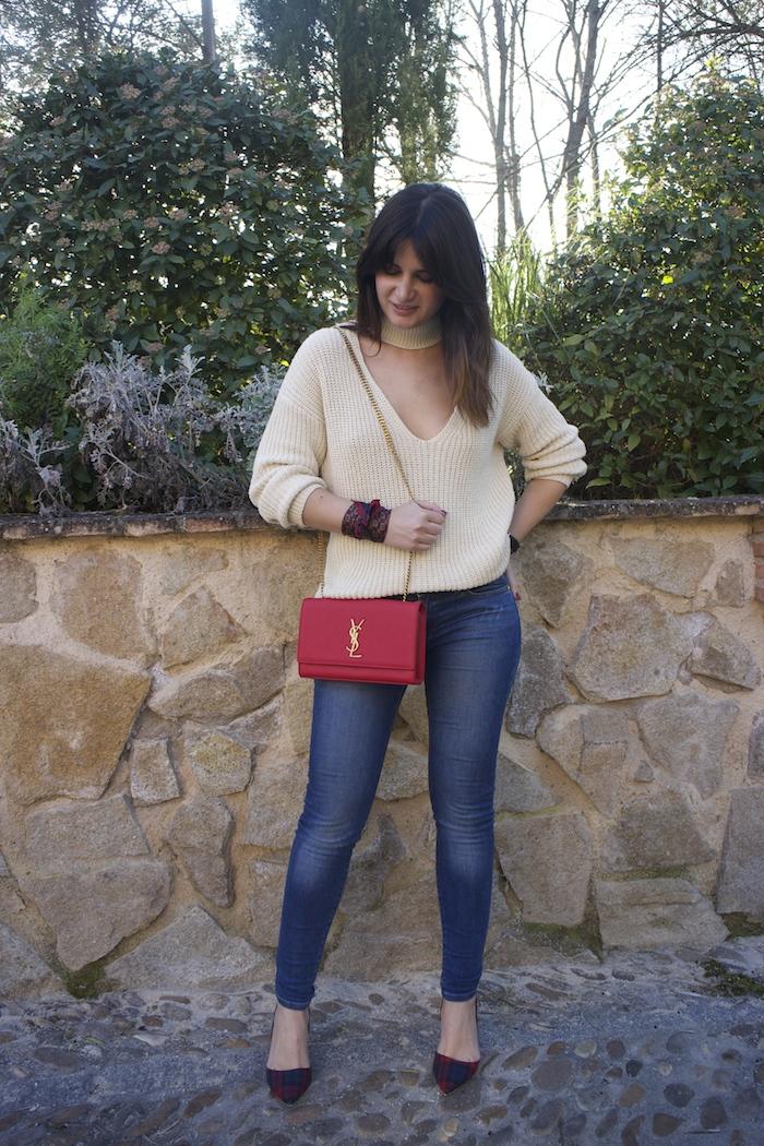 embajadora henry london amaras la moda jeans jersey zara reloj.4