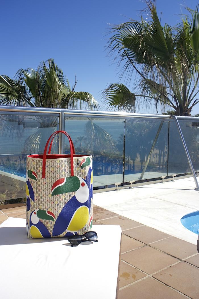 hotel iberostar Costa del sol amaras la moda paula fraile4