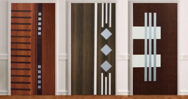 Laminated Door Manufacturer Readymade Laminated Plywood Bathroom Bedroom Doors Modern Interior Laminate Wooden Door Design Door Frames High Pressure Laminate Doors Supplier