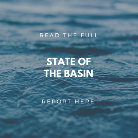 download the STATE OF THE BASIN 2014 report here