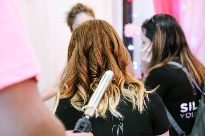 BottleRock Napa Valley Photography Behind the Scenes of C-Love Team Hair Styling by Amarie Design Co.