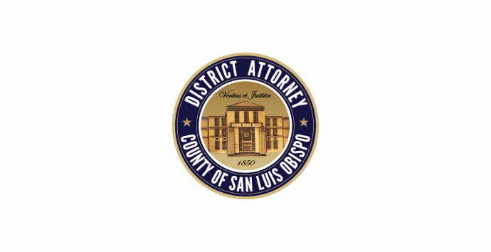 Amarie Design Co., Brand Design San Luis Obispo, District Attorney Dan Dow Rebrand