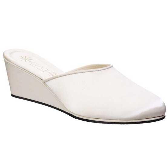 Pantofole da Sposa Beatrice Avorio