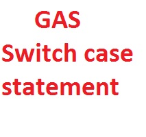 Google Apps script switch case statement_001