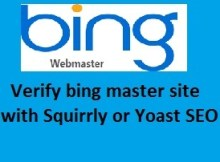 verify bing ownership webmaster tools