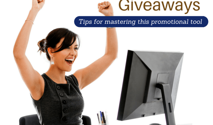 Goodreads Giveaway: Tips for mastering this promotional tool!