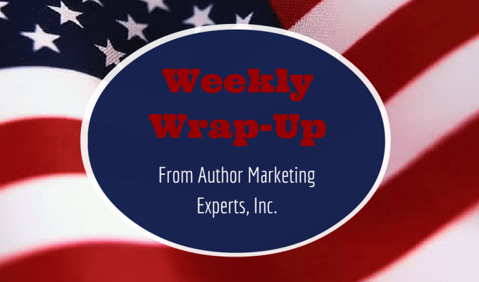 Weekly Wrap-Up: Book Marketing Fun Finds!