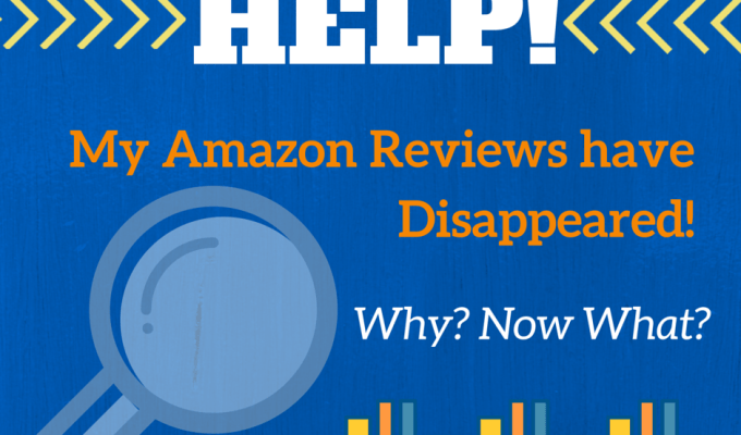 Dealing with disappearing Amazon reviews