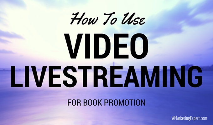 Video Livestreaming for Book Promotion