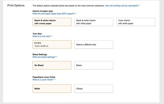 Amazon Tips: Introducing KDP for Print Books   AMarketingExpert.com