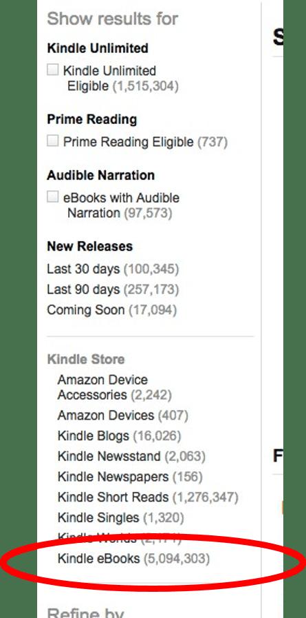 Kindle eBooks   AMarketingExpert.com