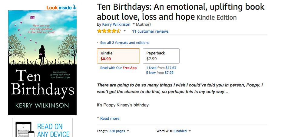 Ten Birthdays | AMarketingExpert.com