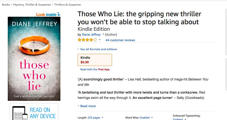 Those Who Lie | AMarketingExpert.com