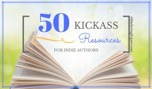50 Kickass Resources for Indie Authors | AMarketingExpert.com