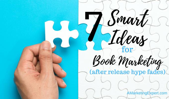 7 Smart Ideas for Book Marketing   AMarketingExpert.com