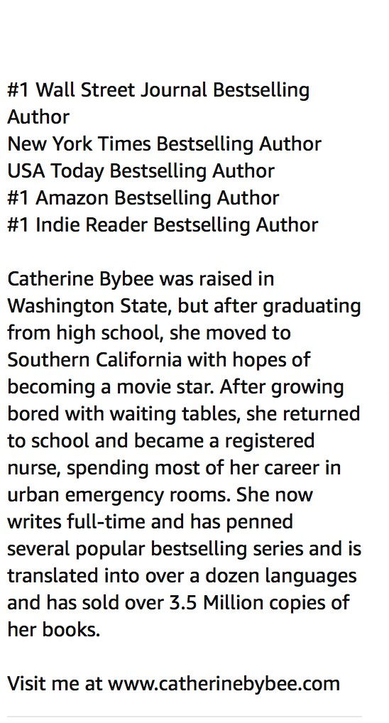 Amazon Author Central | AMarketingExpert.com