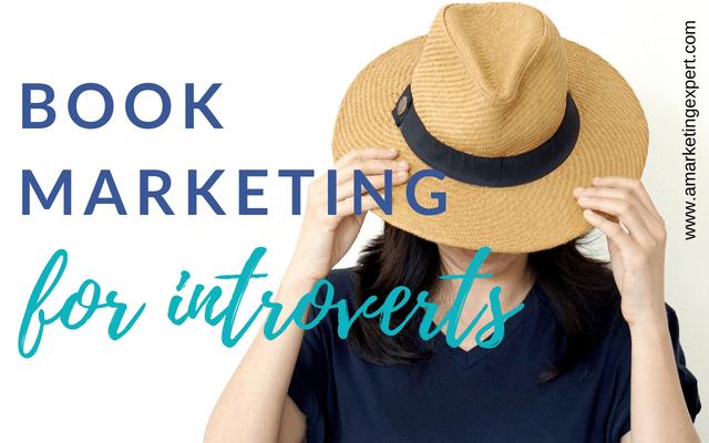 Book Marketing for Introverts   AMarketingExpert.com