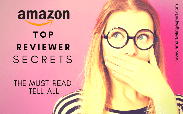 Amazon Top Reviewer Secrets: The Must-Read Tell-All | AMarketingeExpert.com | Penny Sansevieri | book reviews | book reviewers