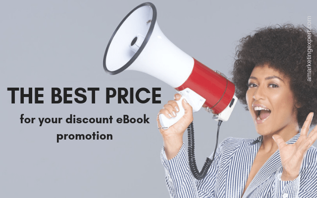 The Best Price for Your Discount eBook Promotions