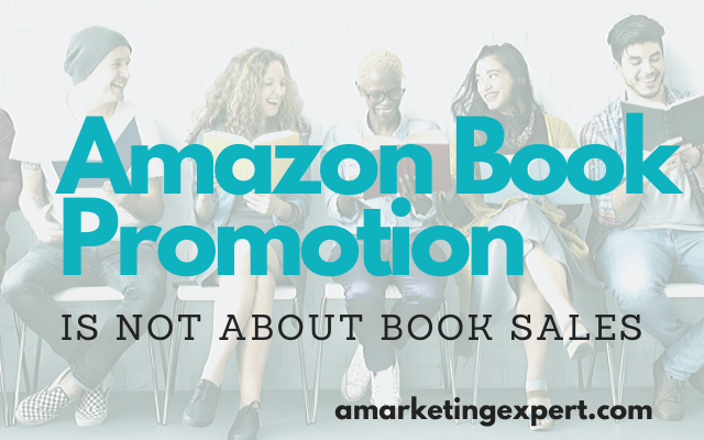 Amazon Book Promotion