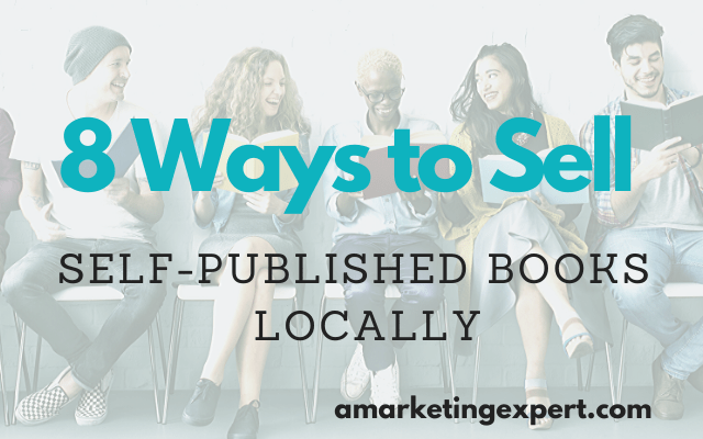 Sell Self-Published Books