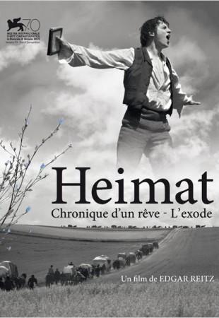 Heimat – Chronique d'un rêve – Exode de Edgar Reitz (2013)