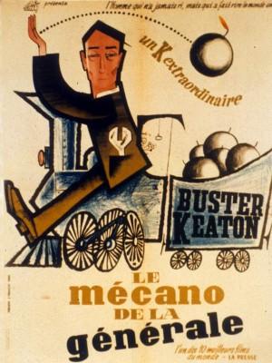 Buster Keaton - Le Mécano de la General (1926)