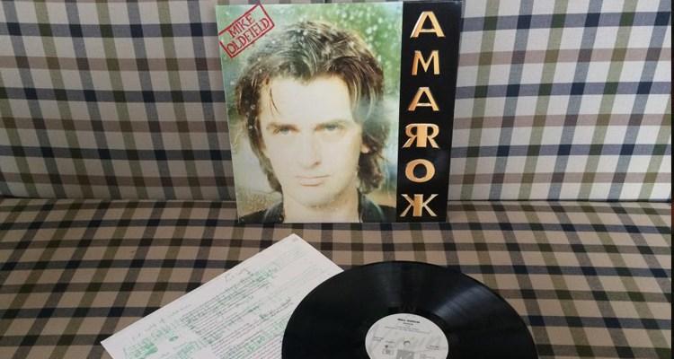 Mike Oldfield - Amarok (1990)