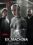 Ex Machina - Alex Garland (2015)