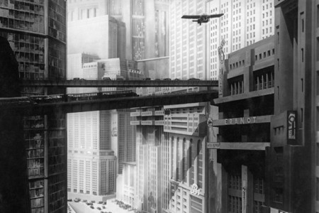 Metropolis - Friz Lang (1927)