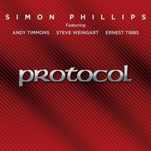 Simon Phillips - Protocol III (2015)