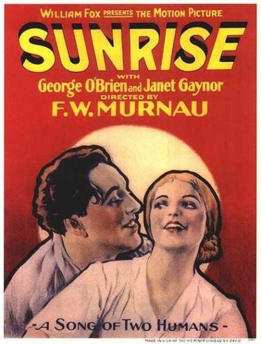 Sunrise - Murnau (1927)