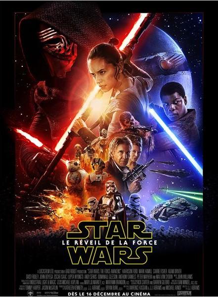 Star Wars - Le Réveil de la Force (2015)