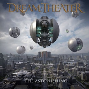 DreamTheater - The Astonishing (2016)