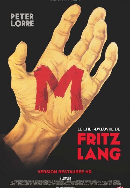 M le Maudit - Fritz Lang (1931)