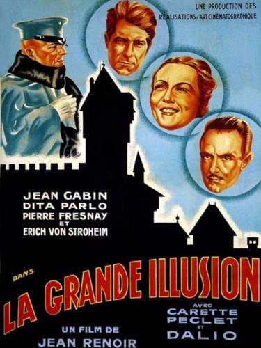 La Grande Illusion - Jean Renoir (1937)