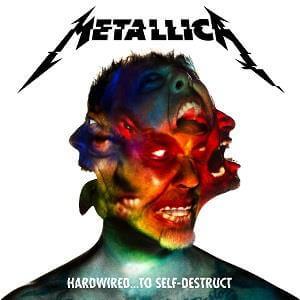 Metallica - Hardwired to self destruct (2016)