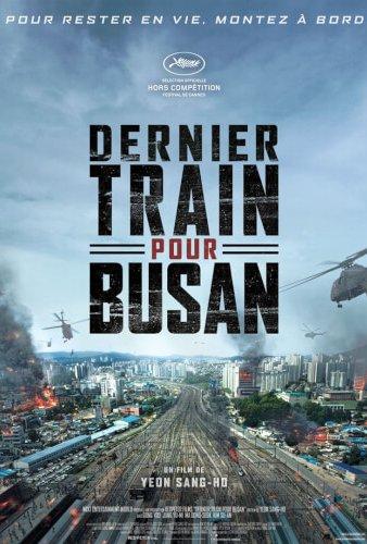 Dernier Train pour Busan (2016) - Affiche