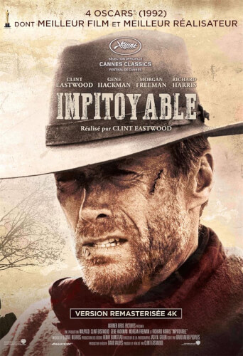 Impitoyable (Clint Eastwood, 1992)