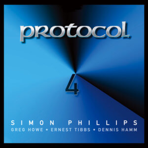 Simon Phillips - Protocol IV (2017)