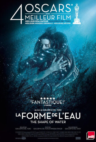 La Forme de L'eau - Guillermo del Toro (2018)