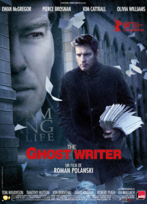 The Ghost Writer - Roman Polanski (2010)