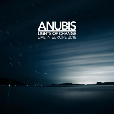 Anubis - Lights of change (2018)
